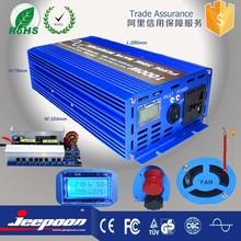 1000w 12V 10A battery charger UPS pure sine wave power inverter 12v 220v