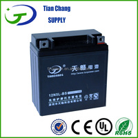 12V 5Ah N5L Lead Acid Motorcycle Motor Engine Start Auto Rechargeable Battery