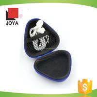 Promotion Gift Portable Hard EVA Earphone Bag Case Multifunction Zipper Box