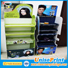 full color corrugated cardboard pallet display cardboard pdq display box holy book stand