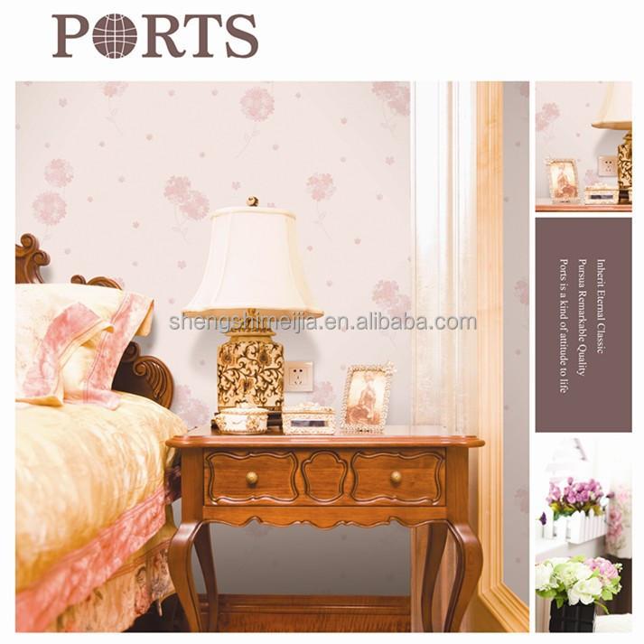 2015 latest pvc vinyl wallpaper designer wallpaper for for Latest wallpaper for bedroom
