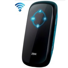 Cheapest 3G pocket wifi router ZTE MF30 Global Mobile Hotspot 3G Wireless Modem 7.2Mbps with TF Card Slot(Black