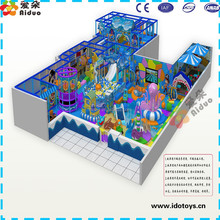 European style indoor playground used playground equipment sale