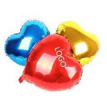 Heart Shape Promotional Foil Balloon