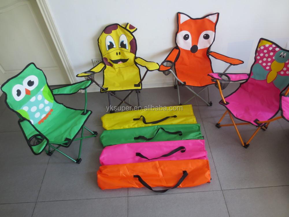 Accoudoir Camping Chaise Pliante Enfant Gros Pliage