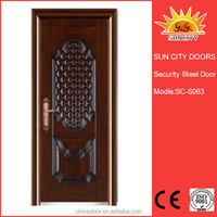 competitive high qaulity steel case doors