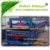 double layer 840+910 galvanized steel deck forming machine