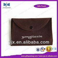 velvet eco-friendly bags company hot sale in shenzhen