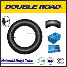 Double Road Butyl Rubber 3.00-8 inner tube with good service before on and after sale