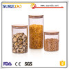 Food Use and Glass Material Glass Jar