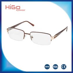 new Design Popular Stainless Steel Optical Frames cheap Metal Eyewear Frame