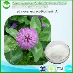 Red Clover Extract, Biochanin A, Glycitein, Daidzein, Genistein