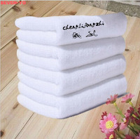 cotton cheap hotel white hand towel China suppliers