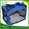 New Fold Flat Fabric Pet Crate Dog Carrier Bag Top Sales