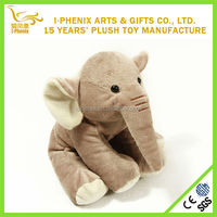 elephant stuffed toy baby doll baby souvenir gifts gift of memorial day cheap animal plush toy