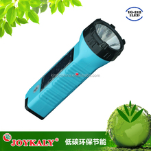 2015 New Item Hot Selling solar China square flashlight
