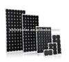 electric generator solar good quality 120w solar panel in stock