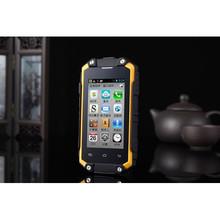 J5 IP54 Waterproof Dual-core 3G Smartphone Android 4.2 outdoor bar phone