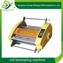 Digital Display laminatng machine/hot laminator with CE