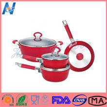 Good Quality Factory Produced European Enamel Coated Cast Iron Cookware