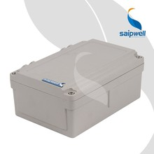 Saipwell SP-AG-FA14 220*155*95mm IP66 Aluminum Electrical Enclosure Junction Box Waterproof Electrical Boxes