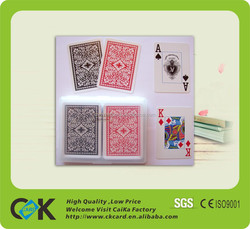 High quality playing cards, plastic playing card, paper playing card printing
