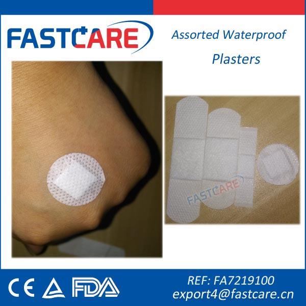 non latex bandaids Waterproof