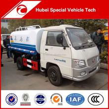 Foton 4X2 Small Capacity Watering Tank Cart/Water Truck