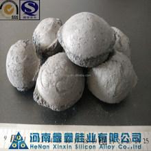 export silicon slag ball to Korea and Japan