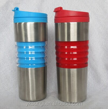 Wholesale 160Z plastic inner function thermo bottle