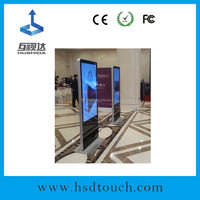 2015 best selling 42 inch advertising display wifi stand manufacturers