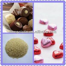 100% unflavored gelatin/halal beef gelatin/food gelatin China supplier