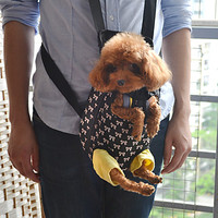 Front Backpack Bag Pet Carrier for Dogs