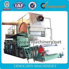 Most Advanced 2850/1000 High Speed Crescent Tissue Paper Making Machine