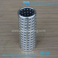 Aluminum Ball Cage Guide Bushing,Maintenance-free Ball Retainer Cage,Ball Bearing Retainer China Manufacturer