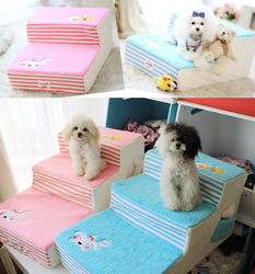 Lovable Pet Stairs Pet Furniture Wholesale Dog Bed Pet Accessories Dog Products