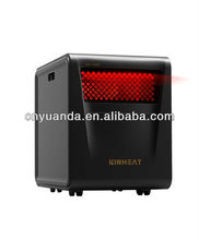 5 in 1 multifunctional infrared heater w/ air purifier and humidifier