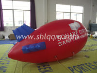 PVC inflatable balloon helium blimp helium balloon for sale