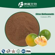 UV testing the health benefits of citrus bioflavonoids