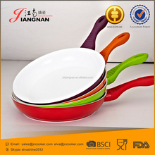 Kitchenware Wholesale Aluminum Cookware Aluminum Ceramic Forged Frying Pan