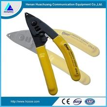 cable making equipment high quality and low price fiber stripper clauss cfs-2 fiber stripper