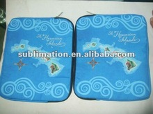 2012 New Promotional In August Neoprene computer Sublimation Bags