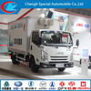 Factory direct selling refrigeration transportation JMC refrigerator container 4*2 used refrigerated van for sale