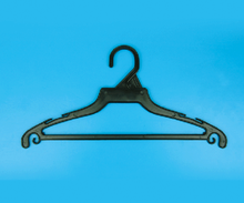Colored Plastic Hanger
