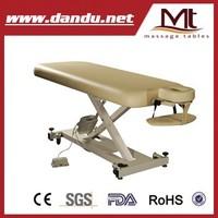 hot sale beauty bed adjust power lift flat EAF spa salon Electric Massage Table