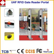 RFID Library Access Control with EAS uhf rfid reader/antenna/tag demo kit