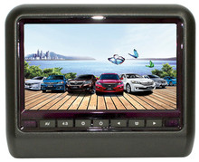 Car DVD player with USB port and SD cards reader for playing MP3,MP4 detachable car monitor with DVD and games