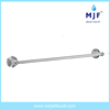 """24"""" Wall Mounted Chrome Plated Towel Bar Bathroom & Bath Hardware Sets Accessories (2470-T01CP)"""