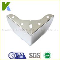 Low Price Metal Chrome Furniture Legs Cabinet Legs KYE007-1