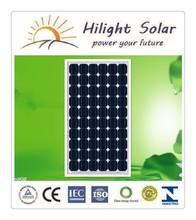 High Quality Mono 250w Solar Panel 60 Cells with Tuv Iec Ce Cec Iso Inmetro